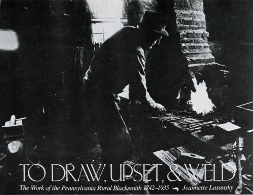 To Draw, Upset & Weld
