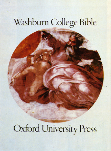 The Washburn College Bible
