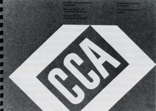 CCA/Recycled Paperboard Division