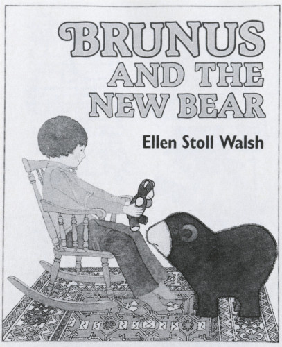 Brunus and the New Bear