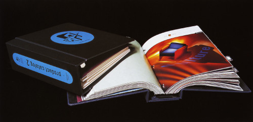 Wieland Catalogue Binder