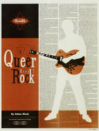 """Invisible Roots: A Queer History of Rock"""