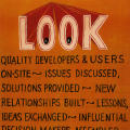 "Oracle Open World ""Look"" Poster"