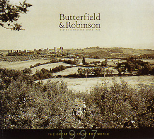 Butterfield & Robinson Walking Trips