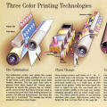 Three-Color Printing Technologies
