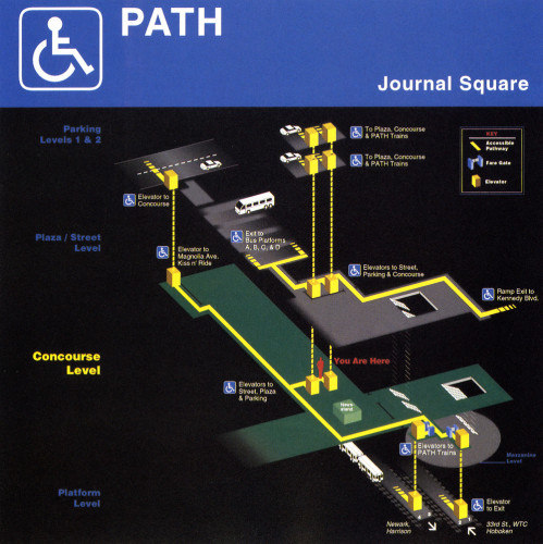 Path Station Maps