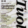 Map and Guide to Tuolumne Meadows
