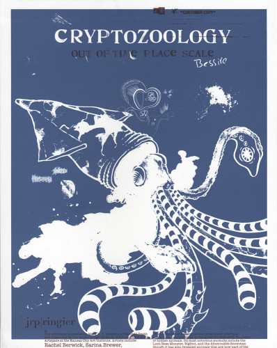 Cryptozoology: Out of Time Place Scale