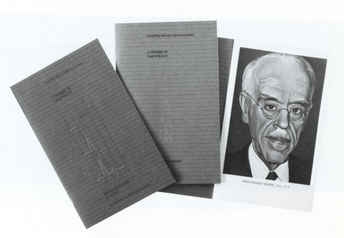 Pioneers in Cardiology: Series of 4 Booklets