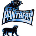 Carolina Panthers Team Logo and Logotype