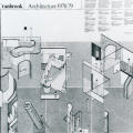 Cranbrook Architecture 1978/1979-Poster