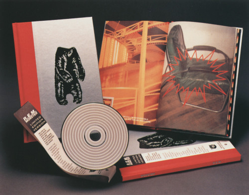 "R.E.M. ""Monster"" Limited-Edition Special Compact Disk Package"