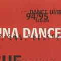 Dance Umbrella Season Brochure 94/95