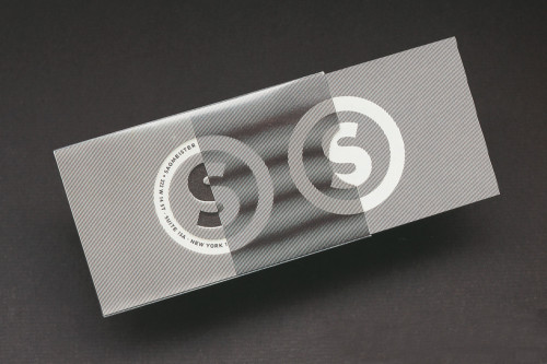 Sagmeister Business Card