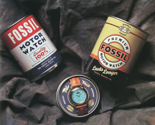 Oil Tin (Series of Two)