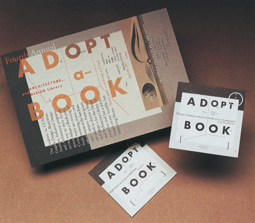 Adopt-a-Book Bookplate Series