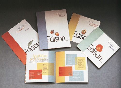 Marketing Materials for the Edison Project