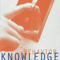 """Knowledge/Behavior"" Poster"