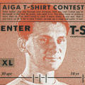 AIGA T-Shirt Contest Poster