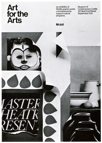Art for The Arts Poster