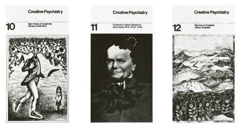 Creative Psychiatry 10, 11, 12