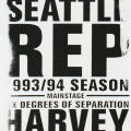Seattle Repertory Theatre 1993-94 Season Poster