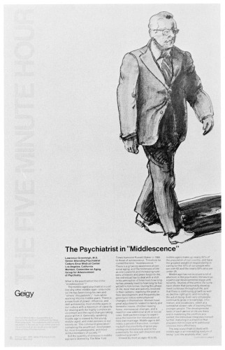 The Five Minute Hour (psychiatrist), brochure