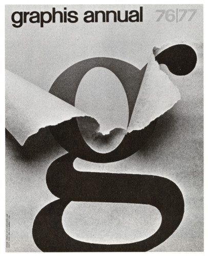 Graphis Annual, book cover