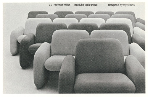 Modular Sofa Group, poster