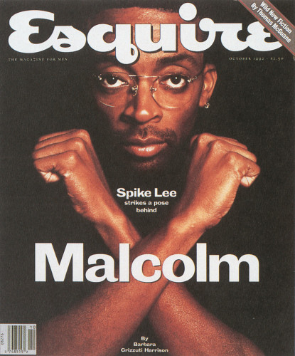 the figure of malcolm x in a movie by spike lee J emmett winn □—this study looks at spike lee's malcolm x as an important  text in understanding  film malcolm x intervenes between lee, the filmmaker,  and the powerful media industry  as the social structure changes shape    this.