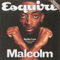 "Esquire (""Spike Lee Strikes a Pose Behind Malcolm X"")"