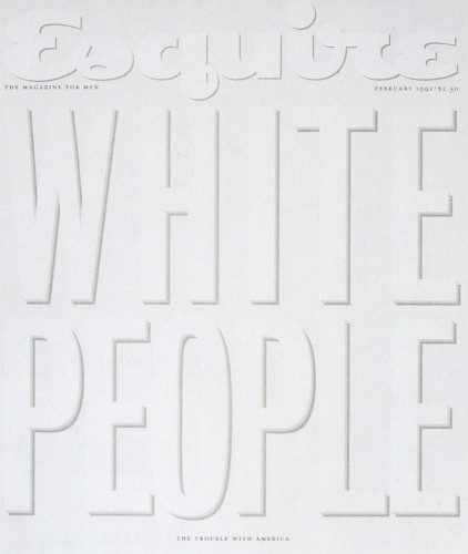 "Esquire (""White People"")"