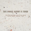 """This Annual Report Is Trash"""