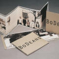 """Bodeans: Black-and-White"" Postcard Set"