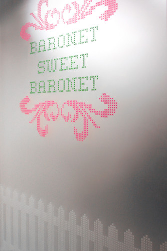 Baronet Spring 2006 Showroom