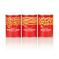 Waitrose Canned Vegetables and Pastas
