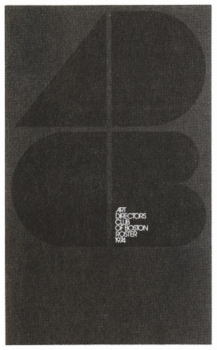 Roster 1974, brochure cover