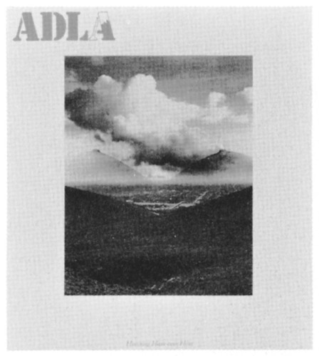 ADLA Newsletter, Hovering Haze over Hose brochure