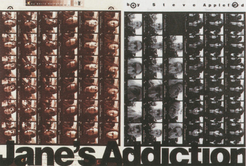 """Jane's Addiction"""