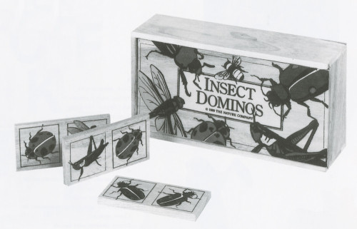 Insect Dominoes
