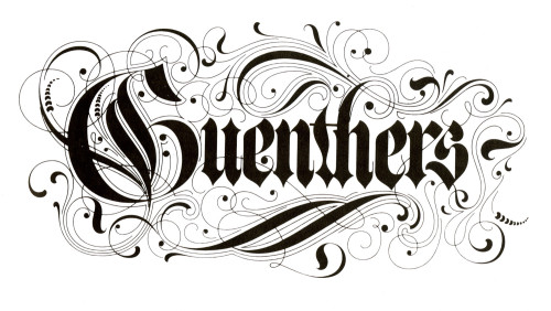 Guenthers, logo