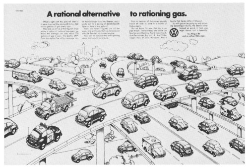 A Rational alternative to rationing gas.
