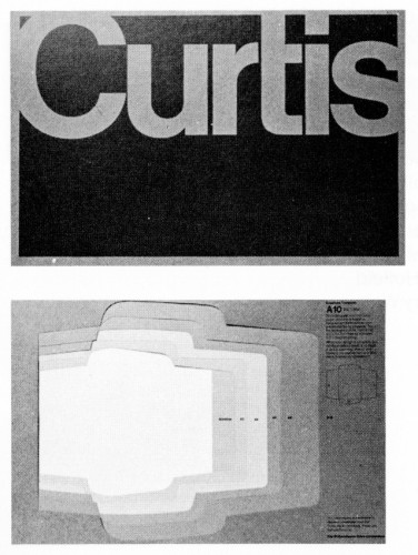 Curtis Design Kit, product sampler