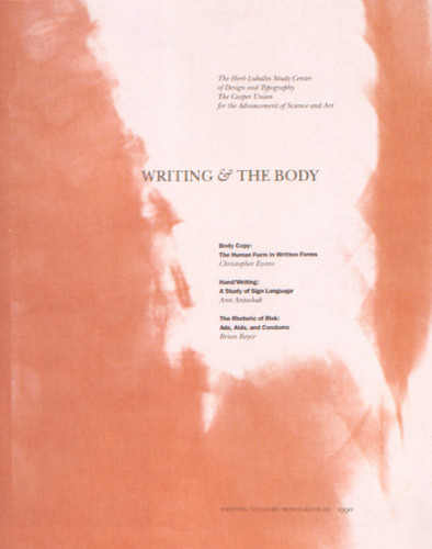 Writing and the Body