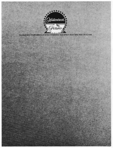 Hollenbeck Pictures, stationery
