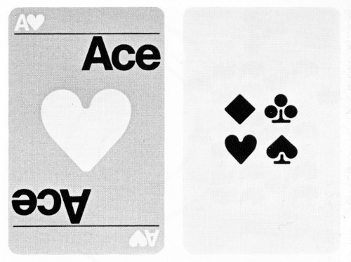 Playing Cards and package