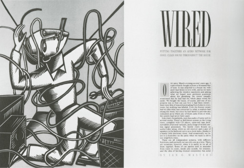 Stereo Review/November 1987—Wired
