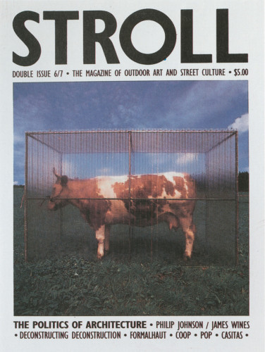 Stroll— Double Issue 6/7