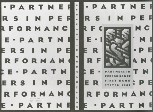 Partners in Performance: First Bank System 1987