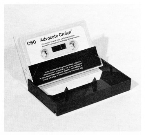 C60 Advocate Crolyn Tape, packaging